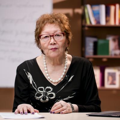 Намазбаева Жамиля Идрисовна